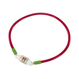 RFR Junior Zahlenkabelschloss rot/grün
